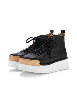 scarpe donna bng real shoes la prima nero