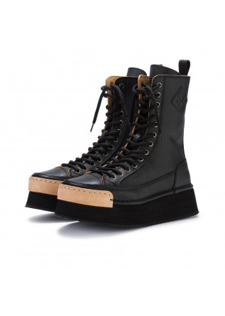 womens boots bng real shoes la rock black