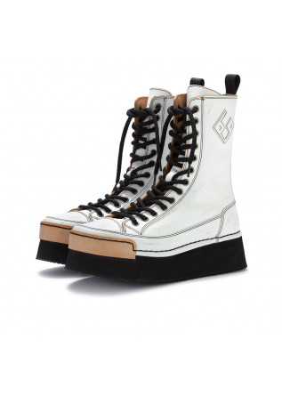 damenstiefel bng real shoes la pop weiss
