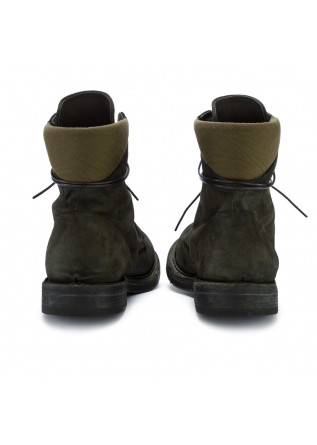 MEN'S BOOTS LEMARGO | EL02A SUEDE LODEN GREEN