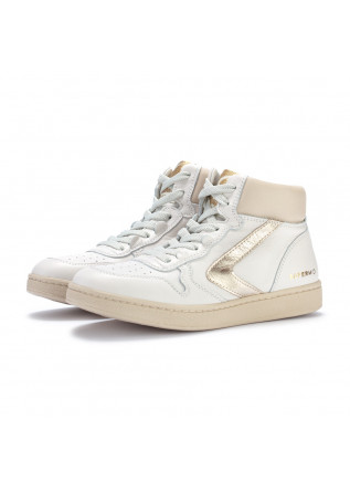 sneakers donna valsport super davis mid bianco