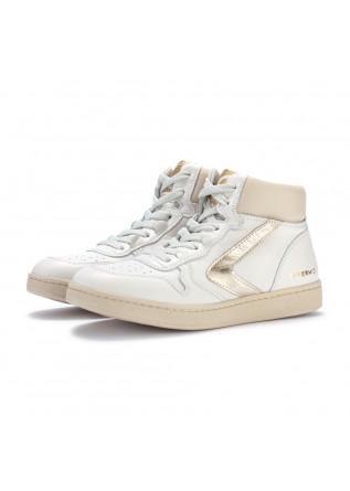 womens sneakers valsport super davis mid white