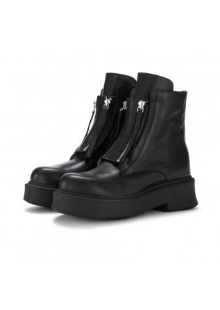 womens ankle boots poesie veneziane savana black