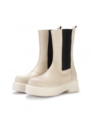 womens boots poesie veneziane vegetal beige