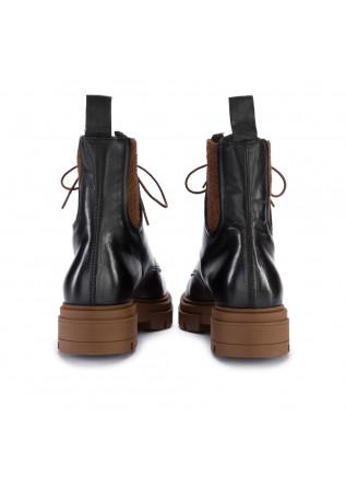 WOMEN'S CHELSEA BOOTS MJUS | M79226 BLACK BROWN