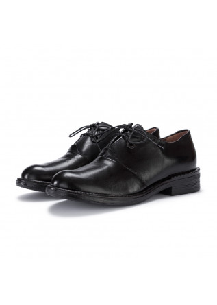 womens lace up shoes mjus black