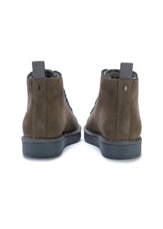 WOMEN'S ANKLE BOOTS PANCHIC | GREY BLUE