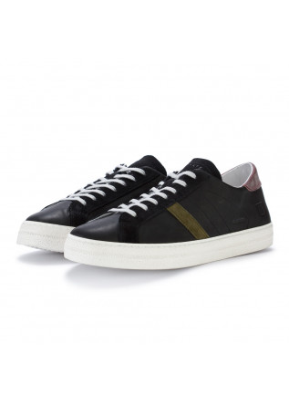 sneakers uomo date hill low vintage nero