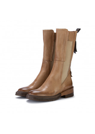 stivali donna juice africa santiago marrone chiaro