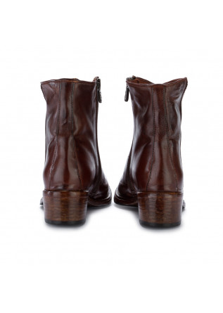 WOMEN'S ANKLE BOOTS MANOVIA 52 | SIDNEY CUOIO BROWN