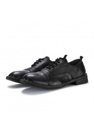 mens lace up shoes manufatto toscano vinci black
