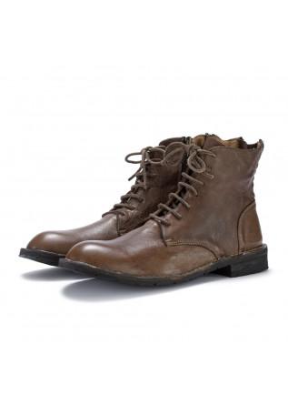 mens ankle boots manufatto toscano vinci brown