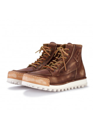 herrenstiefeletten bng real shoes la yankee braun