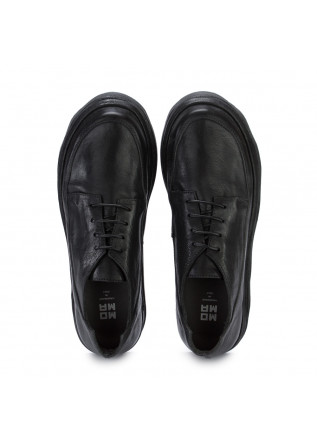 MEN'S LACE-UP SHOES MOMA | CUSNA BLACK