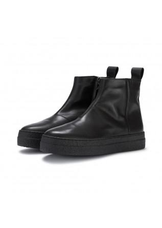 stivaletti donna oa non fashion calf nero