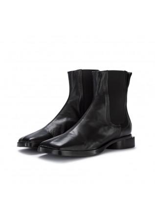womens ankle boots halmanera laila black