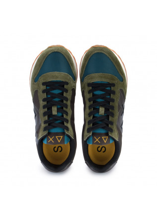 MEN'S SNEAKERS SUN68 | JAKY COLORS BROWN OLIVE