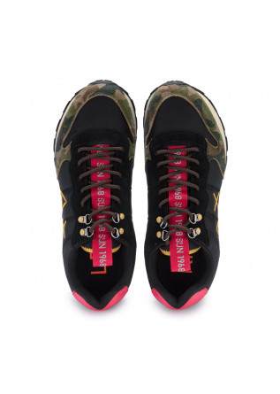 MEN'S SNEAKERS SUN68 | TOM GOES CAMPING CAMUFLAGE