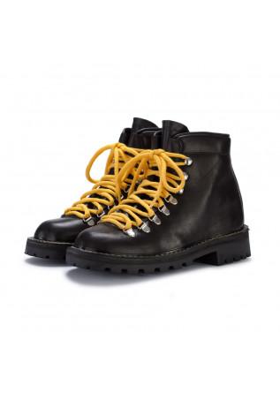 womens boots lerews track roccia black