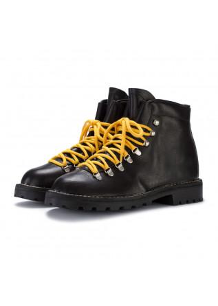 mens boots lerews track roccia black