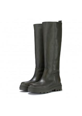 womens boots sofia len military green
