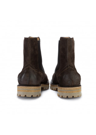 MEN'S CHELSEA BOOTS MAN.TO | TRAFFORD BROWN