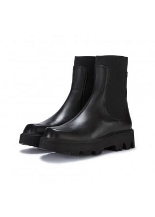 womens chelsea boots stelio malori box black