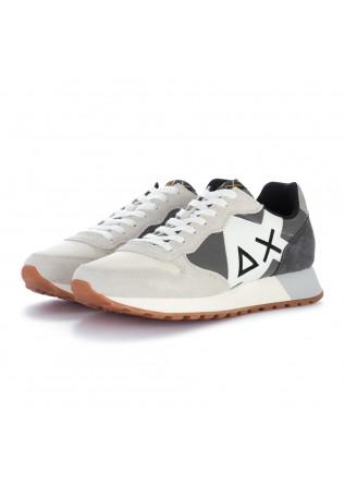 herrensneakers sun68 jaky colors grau weiss