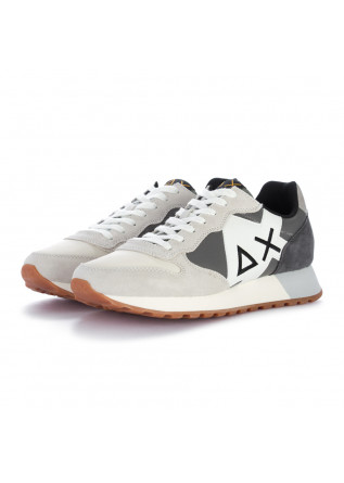 sneakers uomo sun68 jaky colors grigio bianco