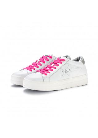 sneakers donna sun68 betty bianco