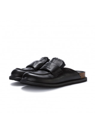 womens slipper oa non fashion calf black