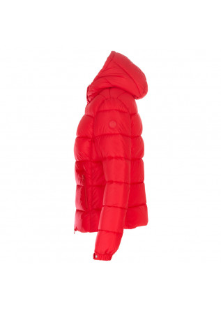 WOMEN'S PUFFER JACKET SAVE THE DUCK | MEGA13 TESS RED