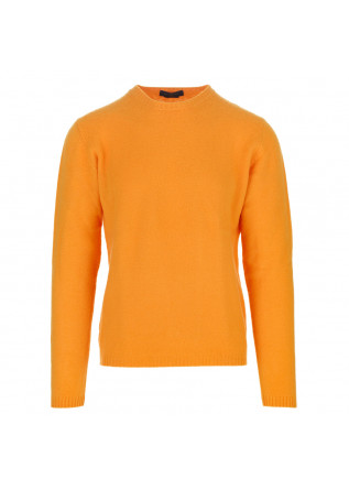 herrenpullover daniele fiesoli orange