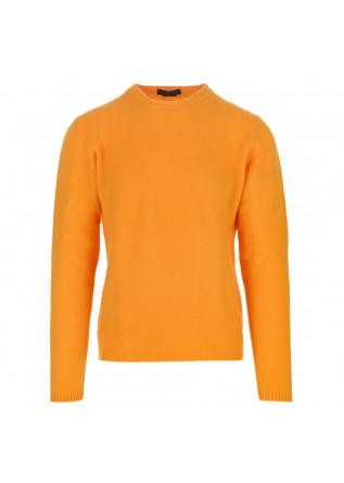 mens sweater daniele fiesoli orange