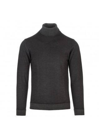 mens sweater daniele fiesoli dark grey