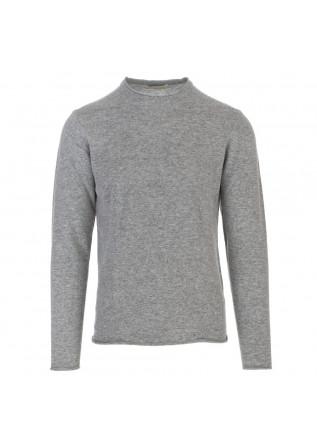 maglione uomo wool and co grigio chiaro