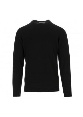 herrenpullover wool and co schwarz