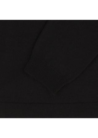 MEN'S SWEATER WOOL & CO | WO 0205 BLACK