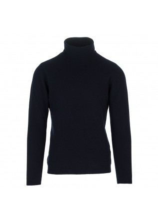 mens sweater wool and co blue