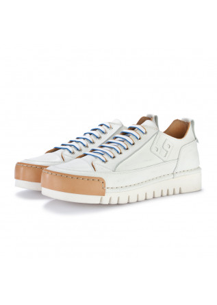 sneakers uomo bng real shoes la vintage bianco