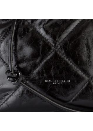 WOMEN'S SHOULDER BAG GIANNI CHIARINI | KATE BS 8836 BLACK