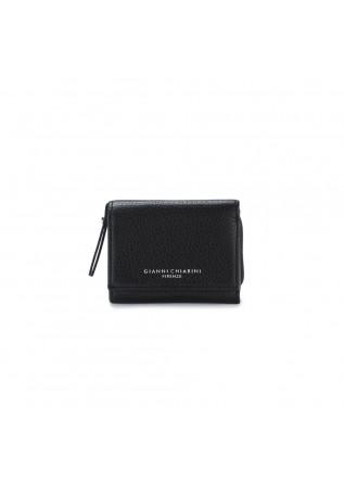womens wallet gianni chiarini black