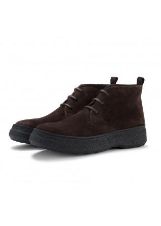 mens desert boots manovia52 vivel dark brown