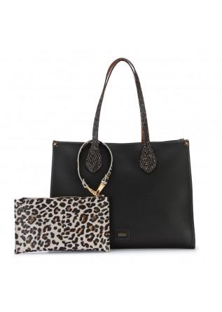 womens shoulder bag gum chiarini never end tote black
