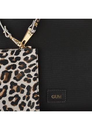 WOMEN'S SHOULDER BAG GUM CHIARINI | NEVER END TOTE BLACK