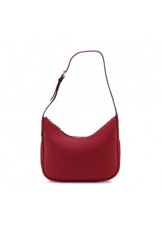 gum chiarini borsa a spalla jackie cabochon rosso