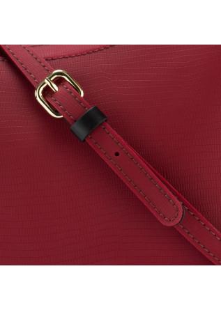 WOMEN'S SHOULDER BAG GUM CHIARINI | CABOCHON RED