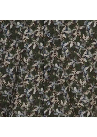 MEN'S SHIRT TINTORIA MATTEI 954 | 1 RKZ N8W FU1 GREEN