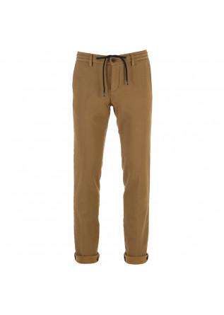 pantaloni uomo masons milanojoger marrone
