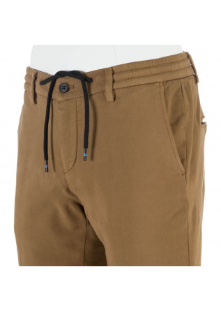 MEN'S TROUSERS MASON'S   MBE153 MILANOJOGGER BROWN